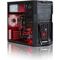 Zoostorm Gaming Desktop PC, Intel Core i5-4460 3.2GHz, 8GB RAM, 1TB HDD, DVDRW, NVIDIA GTX-960, Windows 10 Home