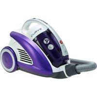 Hoover Curve Purple & White Bagless Vacuum Cleaner