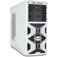 Zoostorm Gaming Desktop PC, Intel Core i3-6100 3.7GHz, 8GB RAM, 2TB HDD, DVDRW, NVIDIA GTX-950, No Operating System