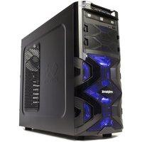 Zoostorm Gaming Desktop PC, Intel Core i5-6400 2.7GHz, 8GB RAM, 2TB HDD, 120GB SSD, DVDRW, NVIDIA GTX-970, Windows 10 Home