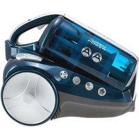Hoover Turbo Power Blue Bagless Pet Vacuum Cleaner