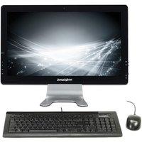 Zoostorm AIO Desktop PC, Intel Core i5-4460S 2.9GHz, 8GB RAM, 1TB HDD, 21.5 LED, DVDRW, Intel HD, WIFI, No Operating System