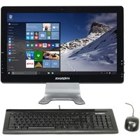 Zoostorm AIO Desktop PC, Intel Core i5-4460S 2.9GHz, 8GB RAM, 2TB HDD, 21.5 LED, DVDRW, Intel HD, WIFI, Windows 10 Home