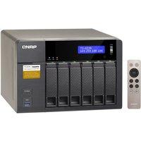 QNAP TS-653A-4G 6TB (6 x 1TB WD RED) 4GB RAM 6 Bay Desktop NAS