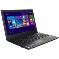 Lenovo E50-70 Laptop, Intel Core i3-4005U 1.7GHz, 4GB RAM, 500GB HDD, 15.6andquot; LED, DVDRW, Intel HD, Webcam, Bluetooth, Wifi, Windows 7 + 8.1 Pro 64bit