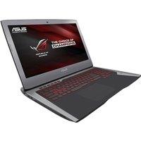 Asus G752VY Gaming Laptop, Intel Core i7-6700HQ 2.6GHz, 24GB RAM, 1TB HDD, 256GB SSD, 17.3andquot; FHD, Blu-Raym, NVIDIA GTX980M, WIFI, Webcam, Bluetooth, Windows 10 64bit