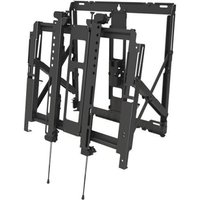 Image of Peerless Full Service Thin Video Wall Mount For 40 Inch To 65 Inch Displays