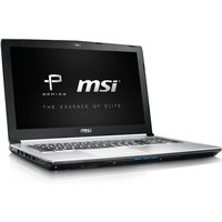 MSI Prestige PE60 6QE 257UK Laptop, Intel Core i7-6700HQ 2.6 GHz, 8GB RAM, 1TB HDD, 15.6andquot; LED, DVDRW, NVIDIA GTX 960M, WIFI, Windows 10 Home