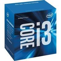 Intel Core i3 6100 3.7GHz Socket 1151 3MB L3 Cache Retail Boxed Processor