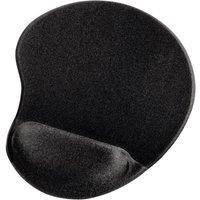 """Hama """"Ergonomic"""" Mouse Pad, Mini, Black"""