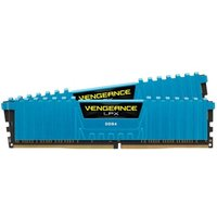 Corsair Vengeance LPX 16GB (2x8GB) DDR4 DRAM 3000MHz C15 Memory Kit - Blue sale image