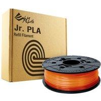 XYZ Da Vinci Junior 600g PLA Filament - Clear Tangerine