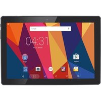 HANNSpad Hercules 16GB 10.1 IPS Android Tablet  - Black
