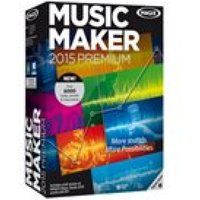 Magix Music Maker 2015 Premium - Electronic Software Download