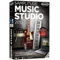 Magix Samplitude Music Studio 2015 - Electronic Software Download