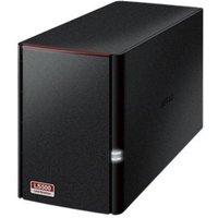 Buffalo LinkStation 520D 2 Bay Desktop NAS Enclosure
