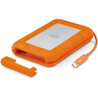 LaCie Rugged 250GB Thunderbolt + USB 3.0 Portable External SSD