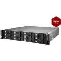 QNAP UX-1200U-RP(12 x 6TB)-RED PRO 12 Bay Expansion Unit
