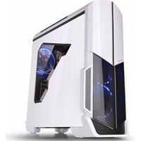 Thermaltake Versa N21 Snow White Midi Gaming Case CA-1D9-00M6WN-00