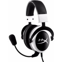 HyperX Cloud Gaming Headset - White / Black