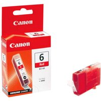 Image of Canon BCI-6R Red Inkjet Cartridge