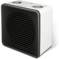 Honeywell HZ-220E Quick Fan Heater Silver Gray/White