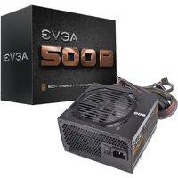 EVGA 100-B1-0500-KR - 500W 80 Plus Bronze Power Supply