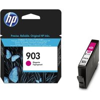 Image of HP 903 Magenta Ink Cartridge - T6L91AE