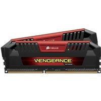 Corsair Vengeance 16gb (2 X 8gb) Memory Kit Pc3-17066 2133mhz Ddr3 Dimm (red)