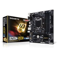 Gigabyte Intel B250M-DS3H Socket 1151 mATX Motherboard