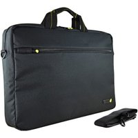 "Techair 15.6"" Black Laptop Shoulder Bag - TANZ0124v3"
