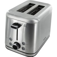 Brabantia 2 Slice Toaster Brushed Stainless Steel