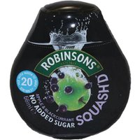 Robinsons Apple and Blackcurrant Squash 66ml