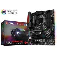 *MSI B250 Gaming Pro Carbon Intel Socket 1151 ATX Motherboard