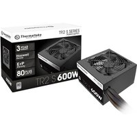 TR2 S Series 600W Power Supply 80 Plus Certified Active PFC