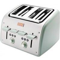 Tefal 4 Slice Maison Toaster Sage Green