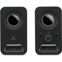 Logitech Z150 PC Speakers Midnight Black
