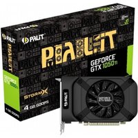Palit GeForce GTX 1050 Ti StormX 4GB GDDR5 Graphics Card