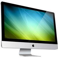 "Apple iMac AIO Desktop PC, Intel Core i5 Quad Core 3.3GHz, 8GB RAM, 2TB Fusion HDD, 27"" 5K LED, No-DVD, AMD Radeon R9 M395 2GB, WIFI, Bluetooth, Camera, OS X El Capitan"