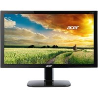 "Acer KA240HQ, 23.6"" LED Monitor, 1920x1080 FullHD, 1ms Response Time, HDMI, DVI, VGA Black"