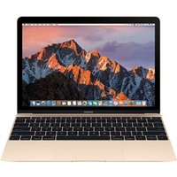 "Apple MacBook, Intel Core M5 CPU 1.2GHz, 8GB RAM, 512GB Flash, 12"" IPS 2304 x 1440, No-DVD, Intel HD, WIFI, OS X 10.11 El Capitan - Gold"