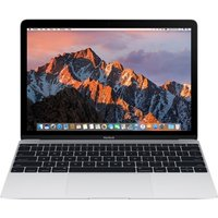 "Apple MacBook, Intel Core M5 CPU 1.2GHz, 8GB RAM, 512GB Flash, 12"" IPS 2304 x 1440, No-DVD, Intel HD, WIFI, OS X 10.11 El Capitan - Silver"