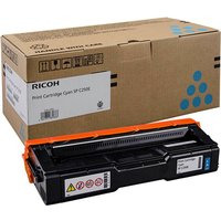Image of Ricoh 407544 SPC252e Cyan Toner Cartridge