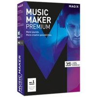 Magix Music Maker Premium 365 - Electronic Software Download