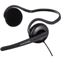 "Hama ""black Stripe"" Pc Neckband Headset"