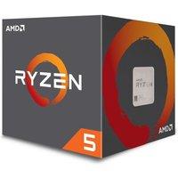 AMD Ryzen 5 1500X Quad Core AM4 CPU/Processor with Wraith Spire 95W cooler