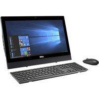 """Dell Optiplex 3050 AIO PC, Intel Core i5-7500T 2.7GHz, 4GB RAM, 500GB HDD, 19.5"""" HD+ Non-touch, DVDROM, Intel HD, WIFI, Win"""