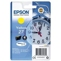 Image of Epson 27 Yellow Inkjet Cartridge