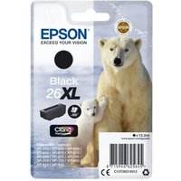 Ink/26XL Polar Bear 12.2ml BK