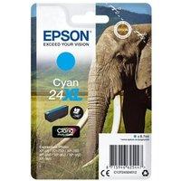 Epson 24XL Cyan Inkjet Cartridge